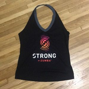 Strong by Zumba halter